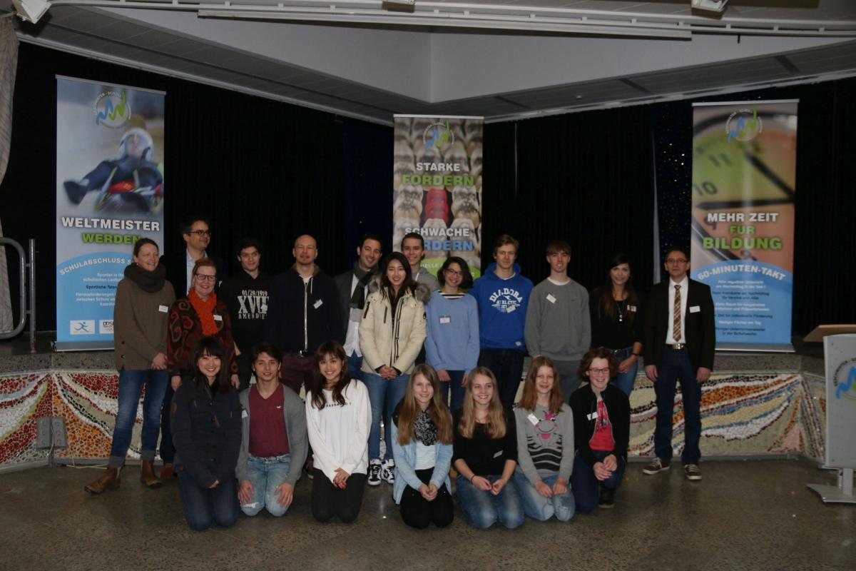 NRW-Juniorballett zu Gast in Winterberg